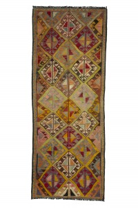 Turkish Rug Runner 1201  123,313