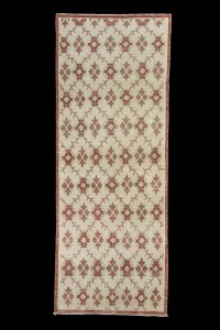 Turkish Rug Runner 1962  88,230