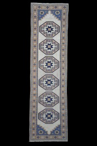 Turkish Rug Runner 2671  77,283