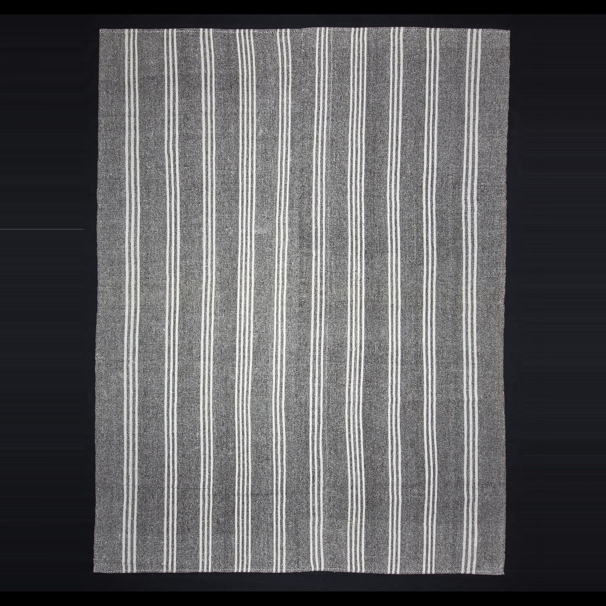 2726  218,291 - Grey Turkish Rug