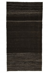Goat Hair Rug Anique Modern Turkish Kilim rug 6x11 Feet  173,330