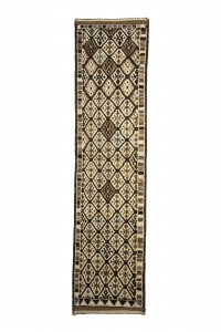Turkish Rug Runner Antique Turkish Rug Runner 3x13 Feet 98,390