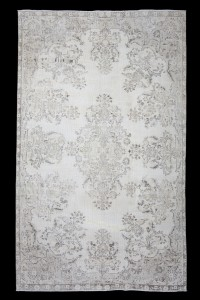 Turkish Carpet Rug Beige Gray Turkish Carpet Rug 6x10 Feet 186,315