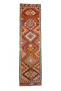 Turkish Rug Runner Best Pink Kilim Runner Rug 4x13 Feet 107,397