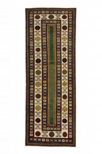 Turkish Rug Runner Bright Turkish Carpet Rug Runner 4x9 Feet 106,287
