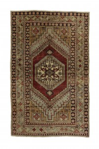 Turkish Carpet Rug Colourful Turkish Carpet Rug 4x6 Feet 114,176