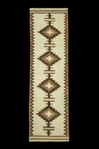 Turkish Rug Runner Decorative Turkish Runner Rug 3x9 Feet 87,288