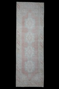 Turkish Rug Runner Distressed Turkish Rug Runner 3x10 Feet 97,295