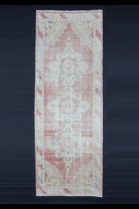 Turkish Rug Runner Distressed Turkish Rug Runner 3x9 Feet 99,265
