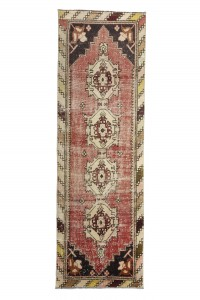 Turkish Rug Runner Double Knotted Turkish Rug Runner 3x9 Feet 88,274