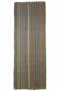 Turkish Rug Runner Extraordinary Kilim Rug Runner 4x11 Feet 130,336