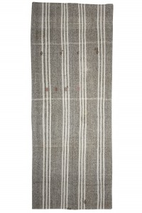 Turkish Rug Runner Gray Turkish Rug Runner 5x12 Feet 147,365