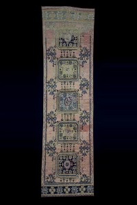Turkish Rug Runner K307  93,345