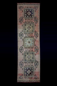 Turkish Rug Runner K308  93,320