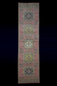 Turkish Rug Runner K312  93,345