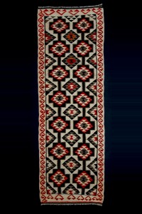 Turkish Rug Runner K418  97,295