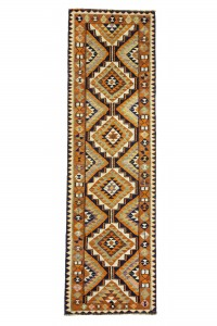 Turkish Rug Runner Kitchen Rug Runner 3x11 Feet 99,329