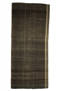 Goat Hair Rug Long Large Modern Turkish Kilim rug 6x14 Feet  192,434