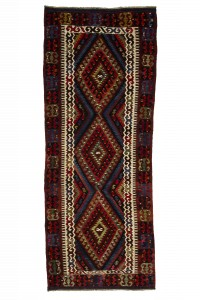 Turkish Rug Runner Lovely Kilim Runner Rug 3x9 Feet 105,270