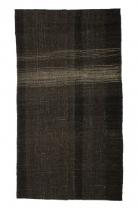 Goat Hair Rug Modern Pattern Flat Weave Turkish Kilim rug 6x11 183,322
