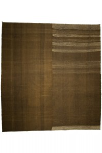 Goat Hair Rug Oversized Brown Turkish Goat Hair Rug 11x12 Feet 330,358