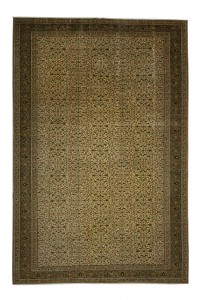 Turkish Carpet Rug Oversized Double Knotted Turkish Carpet Rug 8x12 Feet 236,355