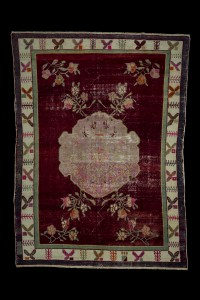 Turkish Carpet Rug Pink Turkish Rug 7x10 Feet 216,290