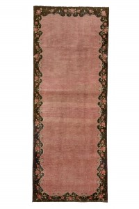 Turkish Rug Runner Rose Pattern Turkish Rug Runner 3x8 Feet 97,248