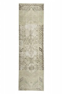 Turkish Rug Runner Runner Rug for Interiors 3x10 Feet 86,294