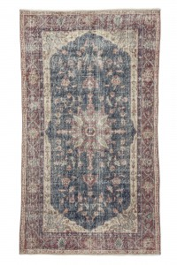 Turkish Carpet Rug Small Oushak Carpet Rug 4x6 Feet 106,188
