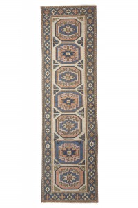 Turkish Rug Runner Stunning Turkish Rug Runner 3x9 Feet 80,280