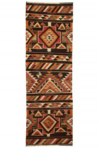 Turkish Rug Runner Turkish Abstract Runner Rug 3x9 Feet 88,268