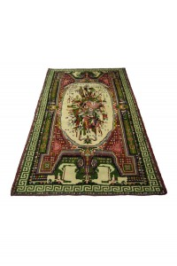Turkish Carpet Rug 4x6 122,195 - Turkish Carpet Rug  $i