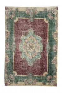 Turkish Carpet Rug Turkish Carpet Rug from Oushak 7x10 Feet 204,310