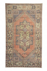 Turkish Carpet Rug Turkish Carpet Rug Oushak 4x6 Feet 110,196