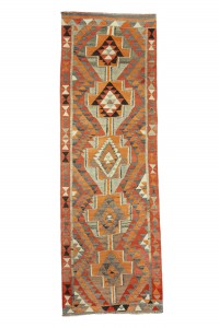 Turkish Rug Runner Turkish Kilim Rug Runner 3x10 Feet 104,316