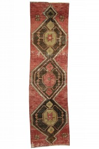 Turkish Rug Runner Turkish Old Carpet Rug Runner 3x9 79,290