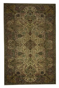 Turkish Carpet Rug Vintage Oversized Turkish Carpet Rug 238,372