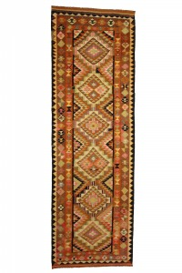 Turkish Rug Runner Wide Turkish Kilim Rug Runner 4x11 Feet 108,330