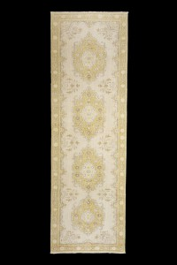 Turkish Rug Runner Yellow Turkish Rug Runner 94,295